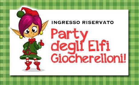 Party Degli Elfi Giocherelloni Babbo Natale Montecatini Terme 2017